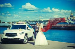 Аренда машин с водителем в СПб: актуальность услуг при организации свадеб