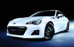 Представлен обновленный вариант Subaru BRZ