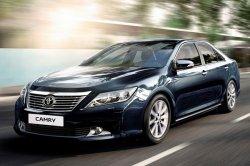 Toyota отзовет сто тысяч автомобилей Camry