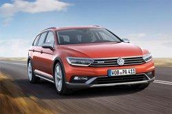 Появилась официальная информация об автомобиле Volkswagen Passat Alltrack н ...