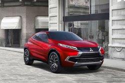 Автомобиль Mitsubishi XR-PHEV II будет представлен в Женеве