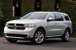 Dodge Durango отзовут из-за проблем с топливным насосом