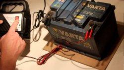 Как правильно заряжать аккумулятор?