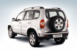 Автомобили Chevrolet для российских дорог