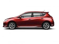 Новый Nissan Tiida появится в продаже в конце месяца