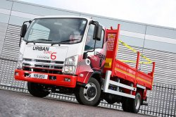Isuzu Forward – новые грузовики компании
