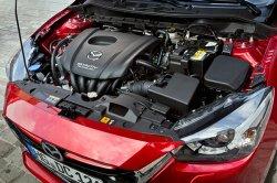 Новый двигатель для Mazda 2