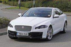 Обновленный Jaguar FJ попался шпионам