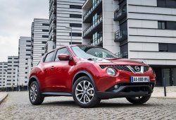 Рестайлинговый Nissan Juke вышел на российский рынок