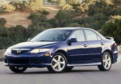 Первое поколение Mazda6 до сих пор продается в Китае