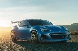 Subaru BRZ получит новый двигатель