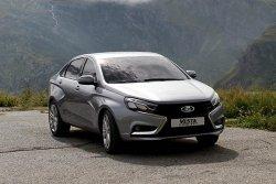 В планах «АВТОВАЗа» на 2015-й год 5 тысяч седанов Lada Vesta