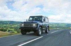 Новое поколение Land Rover Defender получит заряженную версию