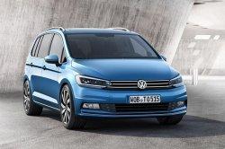 Обновленный Volkswagen Touran получил европейский ценник