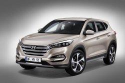Россия ждет новый Hyundai Tuscon