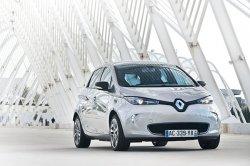 Renault Zoe получил увеличенный запас хода