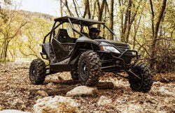 Новинки от Arctic Cat