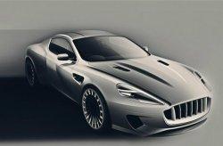 Тюнинг Aston Martin DB9 от ателье Kahn Design
