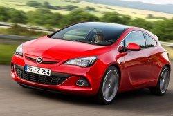 Opel Astra получит версию GSi