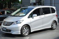 Honda расширила доступные комплектации модели Freed