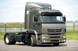 «КАМАЗ» готовит электрический грузовик