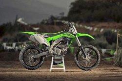 Kawasaki KX450F прошел обновление