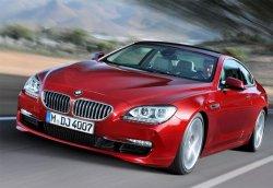 Модель BMW 6 Series получила обновления