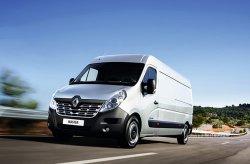 Renault Master — надежный партнер для бизнеса