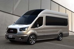 Ford Transit доступен для заказа
