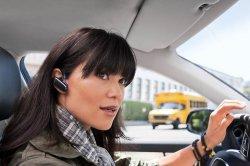 Автомобиль с беспроводной телефонной гарнитурой – гарантия вашей безопаснос ...
