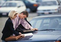 Процесс продажи автомобиля