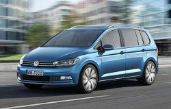 Представлен автомобиль Volkswagen Touran нового поколения