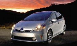 Японцы отзовут гибридные автомобили Toyota Prius для ремонта двигателя