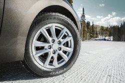 Всесезонные шины Celsius от компании Toyo