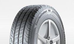 Continental выпустила зимние шины VanContact с обновленным названием модели