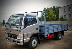 Представлен легкий грузовик BAW 33462-102 Fenix