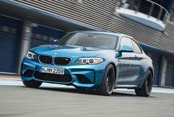 Появилась линейка тюнинг-аксессуаров для модели BMW M2