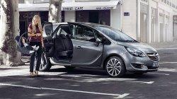 Opel Meriva попали под отзыв в России
