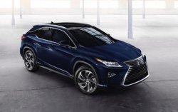 Новинка сезона: Lexus RX 2016