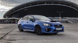 Автомобиль Subaru WRX уходит с российского рынка