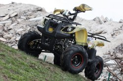 Начались продажи обновленного детского квадроцикла Avantis Hunter 7+