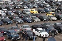 Продажи подержанных автомобилей выросли за февраль