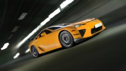 Суперкар Lexus LFA выставили на продажу